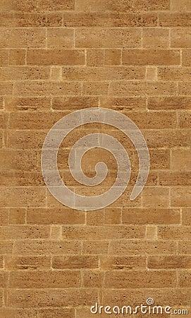 Nahtloser Hintergrund: Backsteinmauer