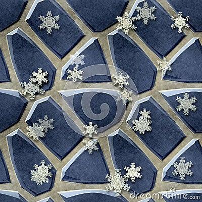 Muster - Boden Mit Steinen Lizenzfreies Stockbild - Bild: 37732426