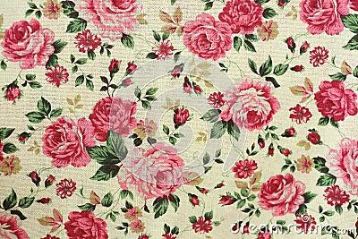 nahtloses muster rosen designs auf gewebe stockfoto bild 39893515. Black Bedroom Furniture Sets. Home Design Ideas