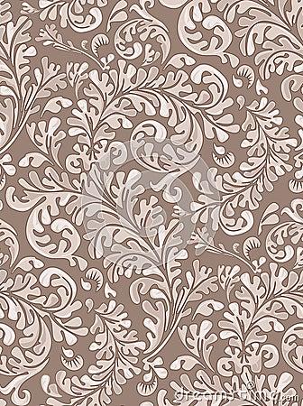 elegante Streifen Muster Tapeten