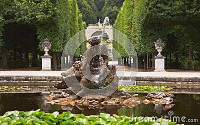 Naiad Fountain