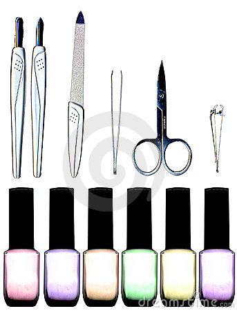 Free Nail Care Stock Photography - 14848022
