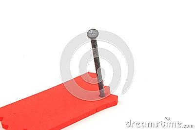 Nail Holder Tool