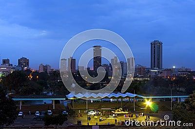 Nairobi City Kenya
