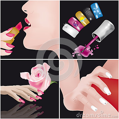 Nais Art-manicure