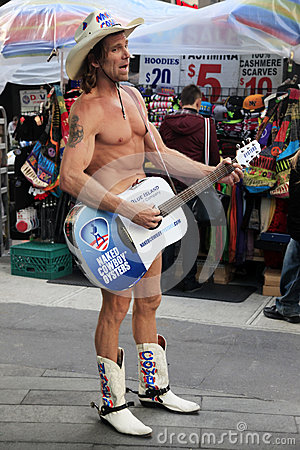 Naked cowboy in new york pic 70