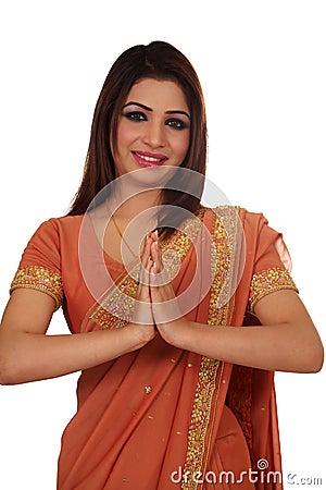 Namaste(greeting)