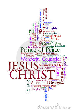 Free Names Of Jesus Royalty Free Stock Image - 23002096
