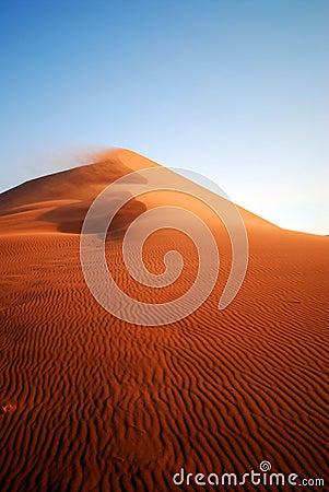 Free Namib Dune Royalty Free Stock Image - 7136486