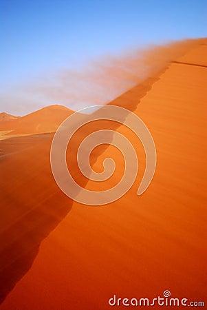 Free Namib Dune  Stock Photography - 7137042