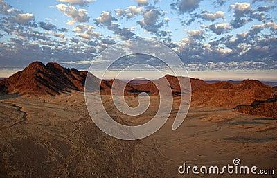 Namib-Nuakluft Desert - Namibia