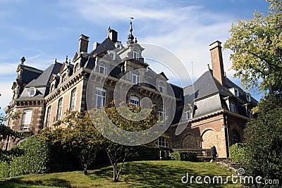 Namur Chateau in Belgium