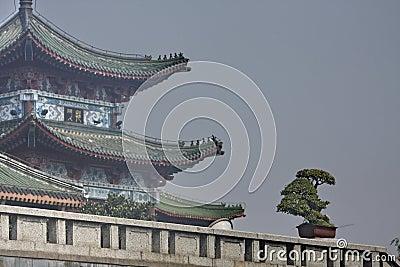 Nanchang, China, poetisch