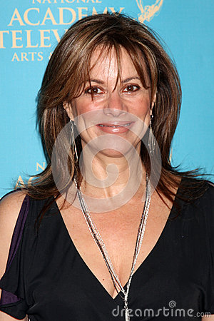 Nancy Lee Grahn Editorial Stock Photo