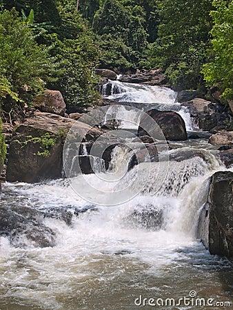 Free Nangrong Waterfall Stock Photo - 16404070