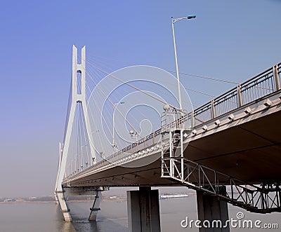 Nanjin 2nd longriver brige