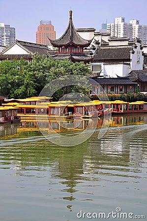 Nanjing Confucius Temple, China