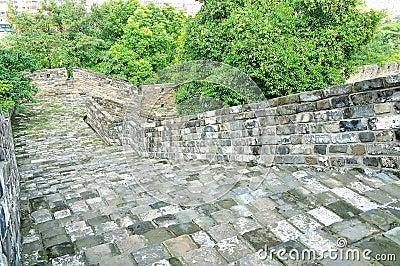 Nanjing Ming City Wall
