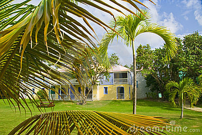 Nanny Cay Marina Hotel