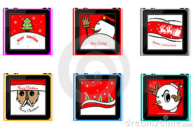 Nano Christmas Editorial Stock Image