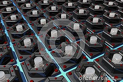 Nano - the symmetry