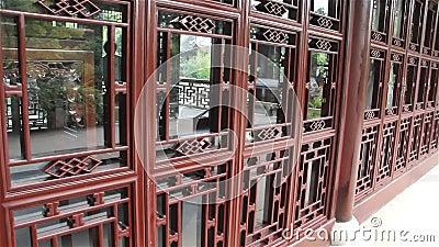 Nanshan stad i Kina arkivfilmer