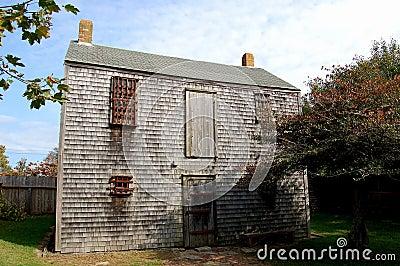Nantucket, MA: 19th Century Jail