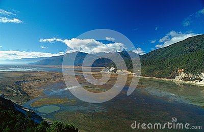 Napa Lake Royalty Free Stock Images - Image: 4877639