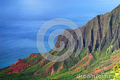 Napali Coast of Kauai Hawaii
