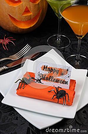 Free Napkin Halloween Royalty Free Stock Image - 95134496