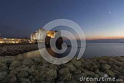 Naples, castel dell ovo