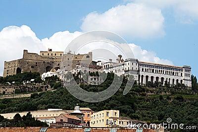 Naples monuments