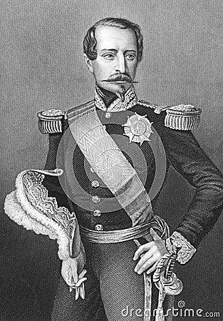 Napoleon III Editorial Photography