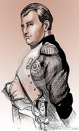 Napoleon s portrait