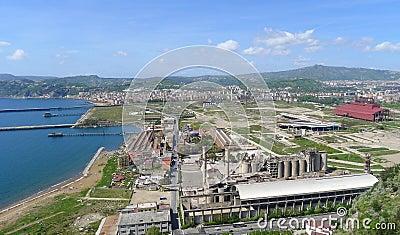 Napoli bagnoli ex zona industriale di italsider for Bagnoli x febbre