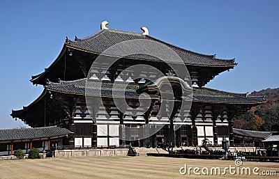 Nara Daibutsu todai ji