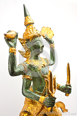 NARAYANA THAI SCULPTURE
