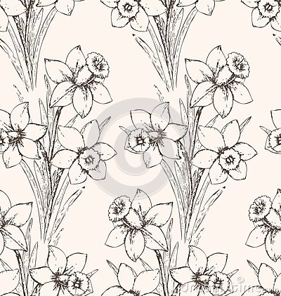 Narcissus pattern 1