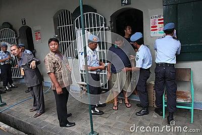 Narcotics raids Editorial Stock Photo