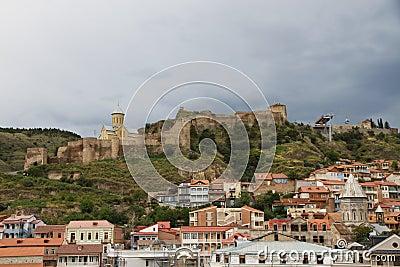 Narikala, Tbilisi