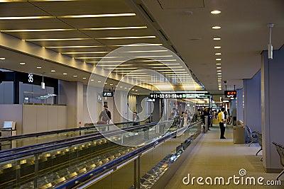 Narita Airport Terminal Japan Editorial Photography