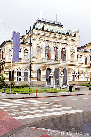 Narodna National Gallery  Art Museum Ljubljana Slovenia