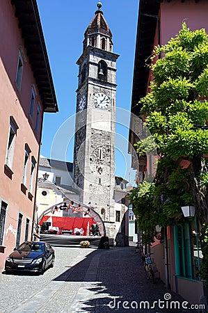 Ascona in the Italian Switzerland