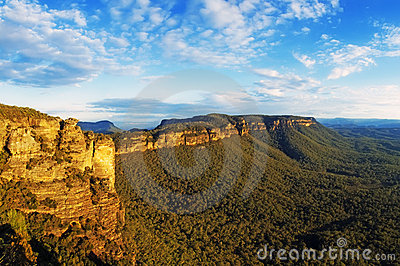 Narrowneck, Katoomba