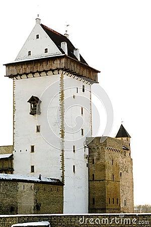 Narva Herman castle.