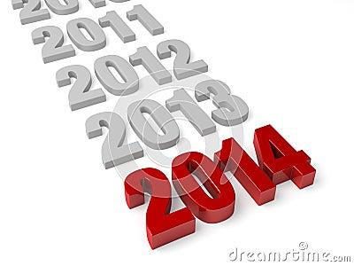 2014 estão aqui!