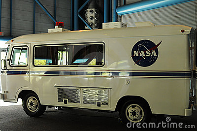 NASa car Editorial Image