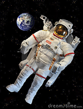 Free NASA S Astronaut S Space Suit Royalty Free Stock Photos - 23735098