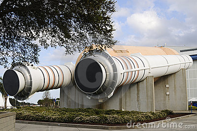 NASA Space Shuttle Solid Rocket Boosters