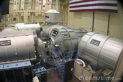 NASA Training Facility Editorial Image